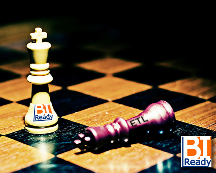 BIReady defeats ETL Tools Chess Image