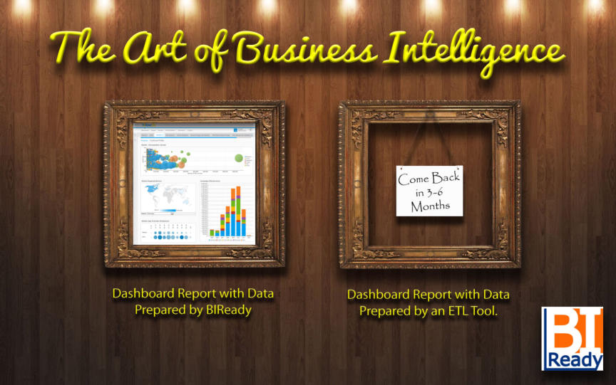 The Art of Business Intelligence using BIReady.
